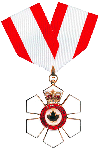 Insignia of an Officer of the Order of Canada