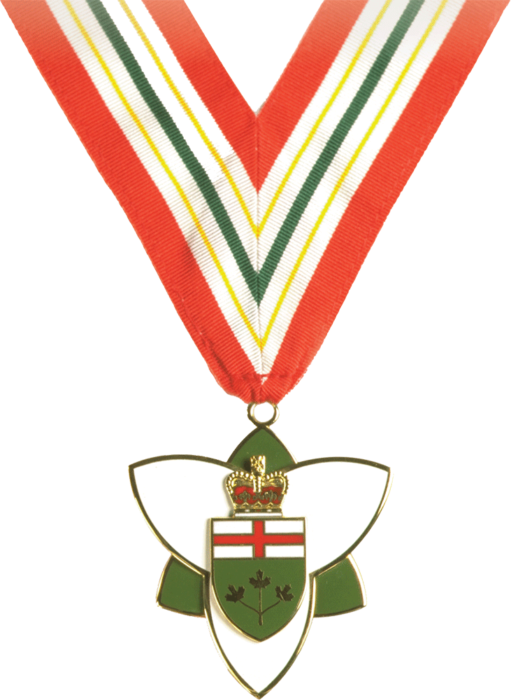 Insignia of a Member of the Order of Ontario