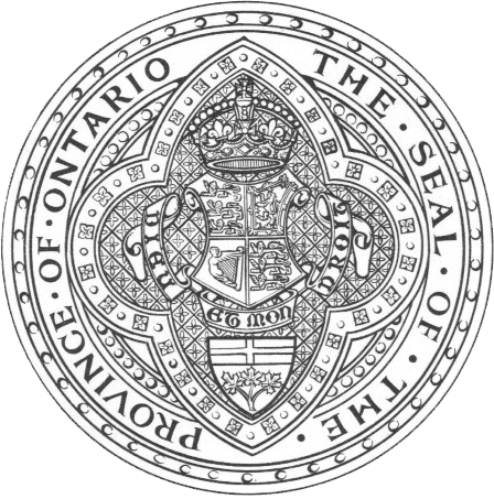 Great Seal of Ontario