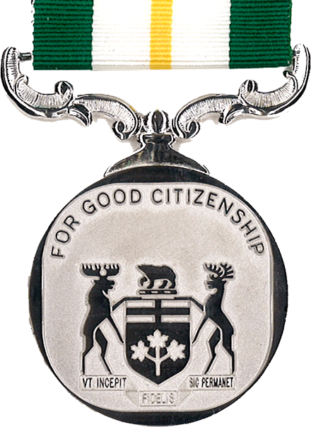 Ontario Medal for Good Citizenship