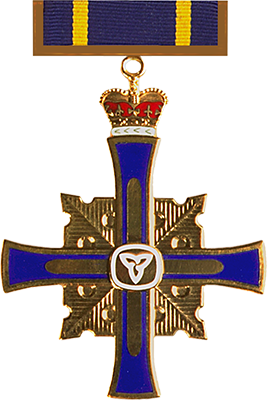 Ontario Medal for Police Bravery insignia