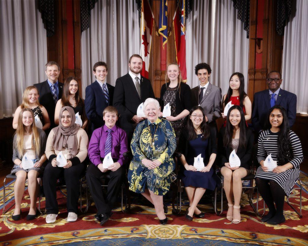 Ontario Junior Citizen Award