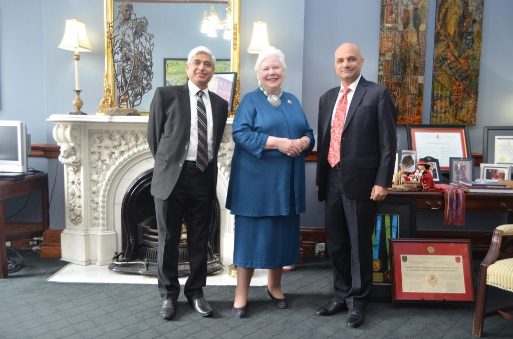 High Commissioner and Consul General of India
