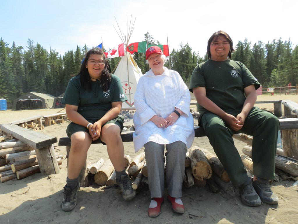 Visite de la lieutenante-gouverneure dans les collectivités nordiques de l'Ontario