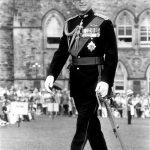 August 1, 1973: Prince Philip in Ottawa