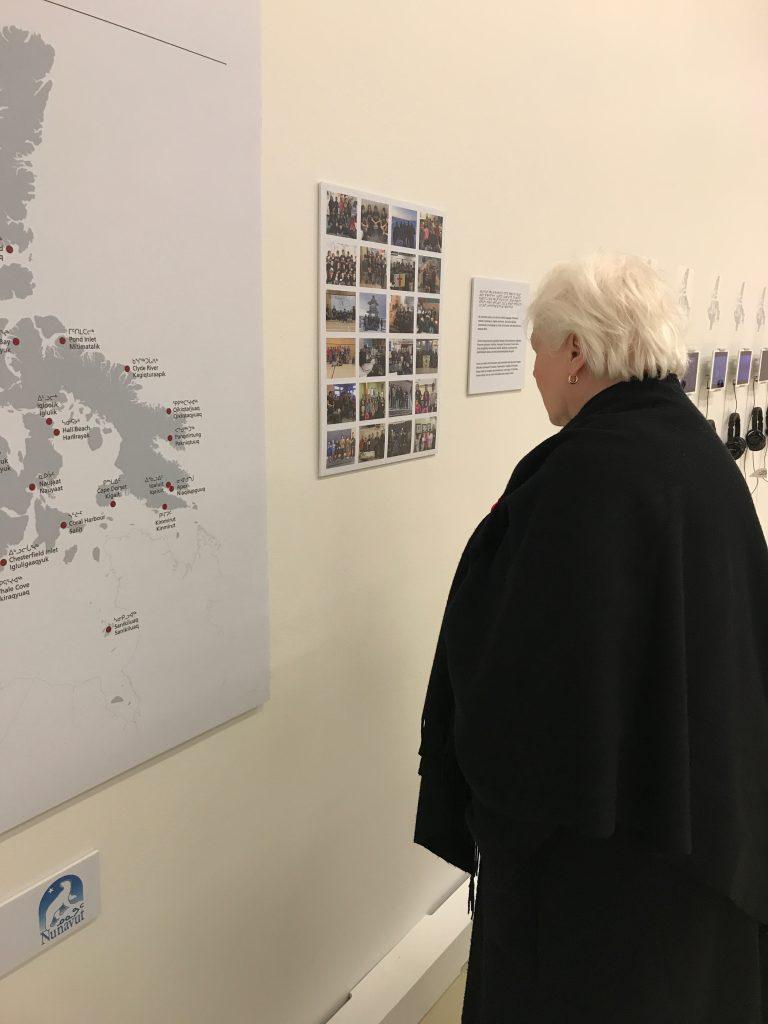 Voices from Nunavut exhibition