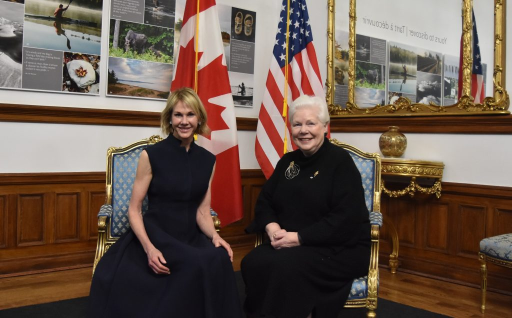 Her Honour and Her Excellency Kelly Craft 2