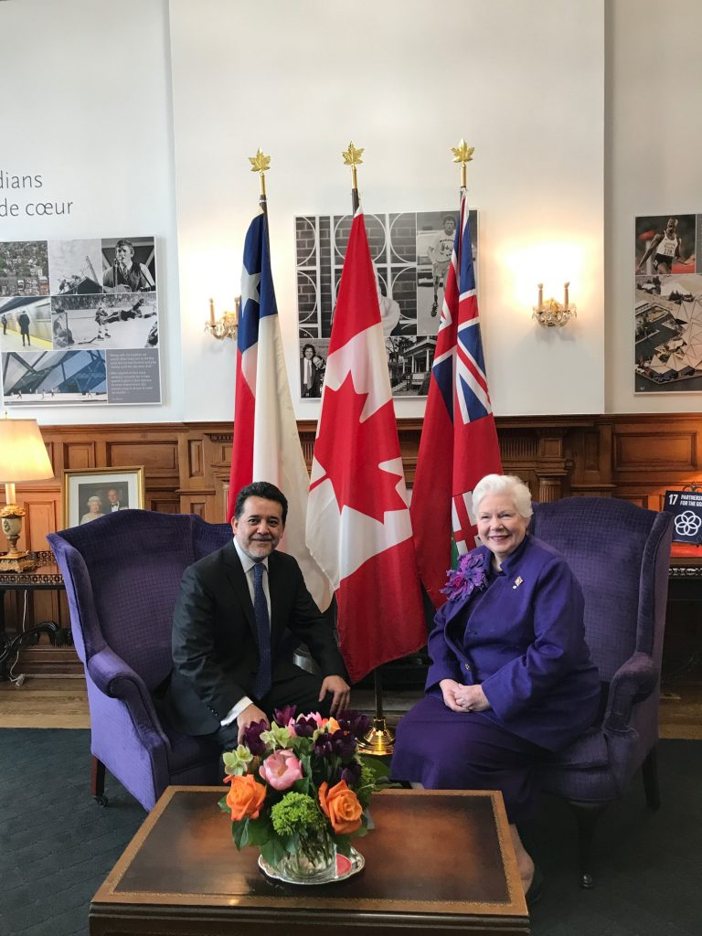 Consul General of Chile in Toronto