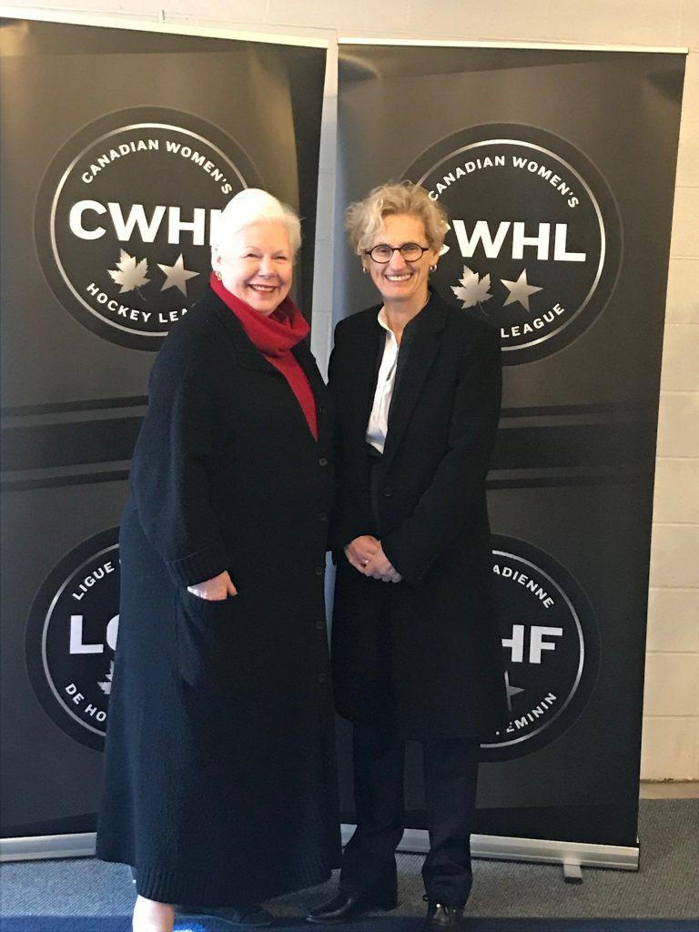 Clarkson Cup Canadian Women's Hockey League Finals