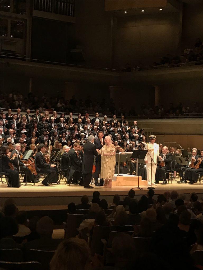 Toronto Symphony Orchestra Farewell Concert