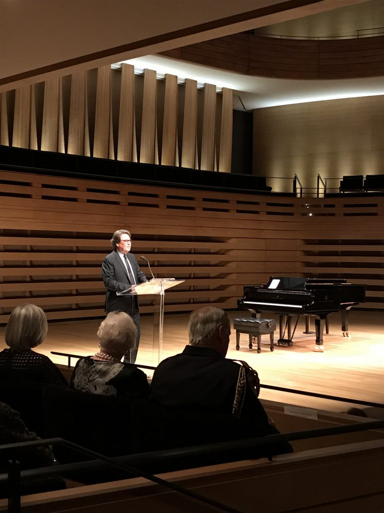 10th Anniversary of Koerner Hall