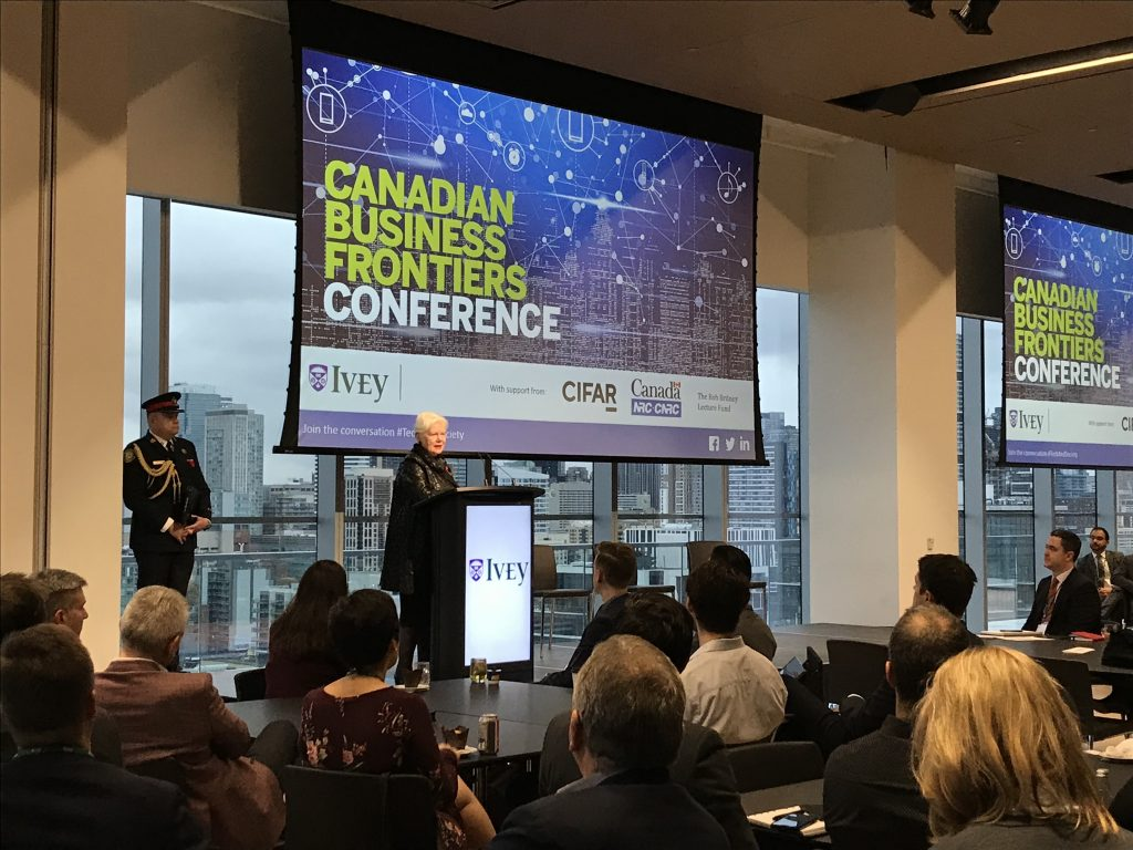 Canada Business Frontiers Conference