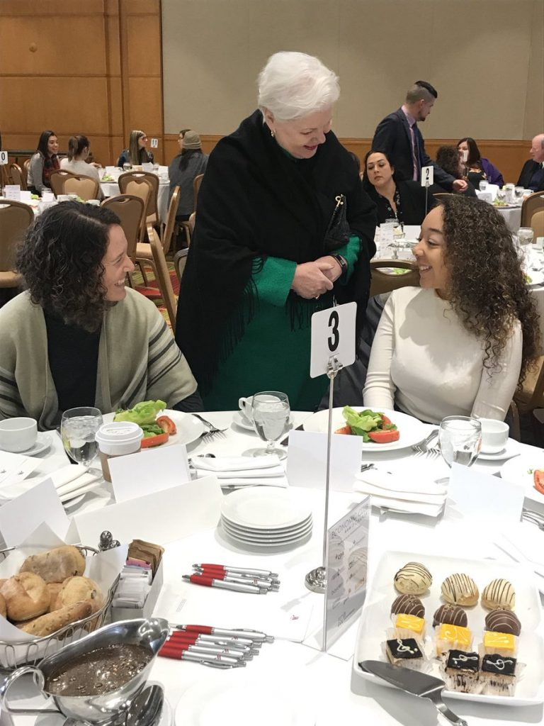 Indigenous Female Leadership in Canada luncheon