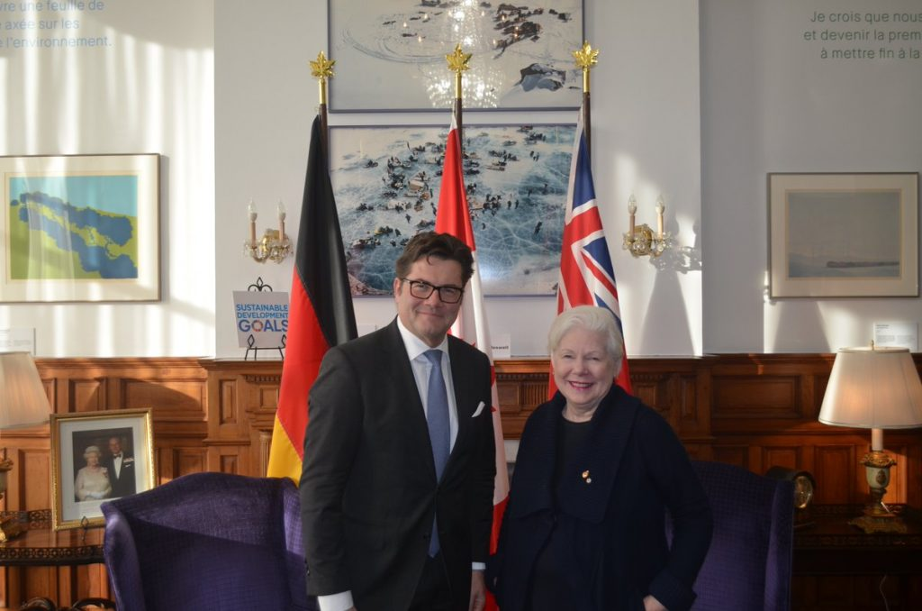 Consul General of Germany in Toronto