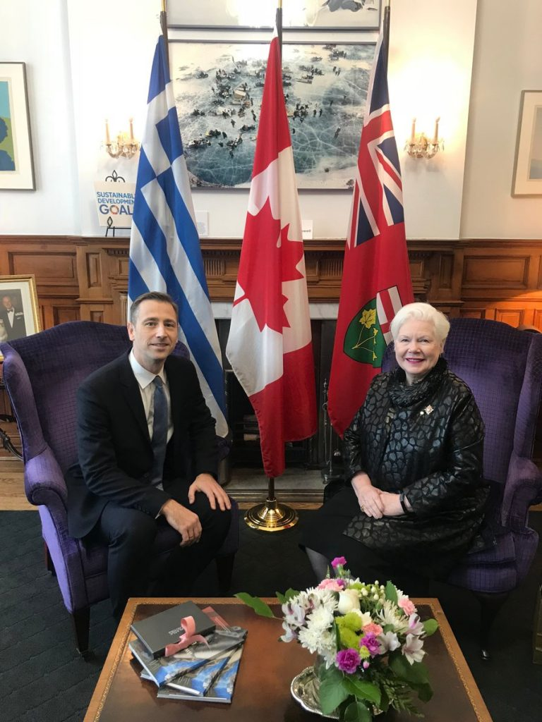 Consul General of Greece in Toronto