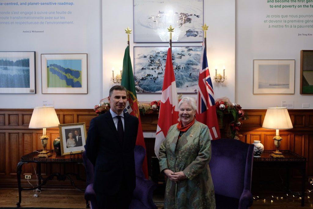 Consul General of Portugal in Toronto