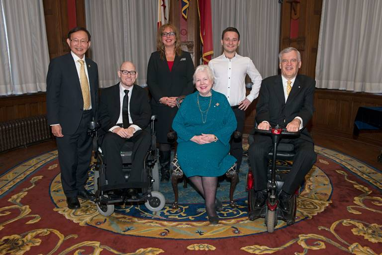 David C. Onley Awards for Leadership in Accessibility