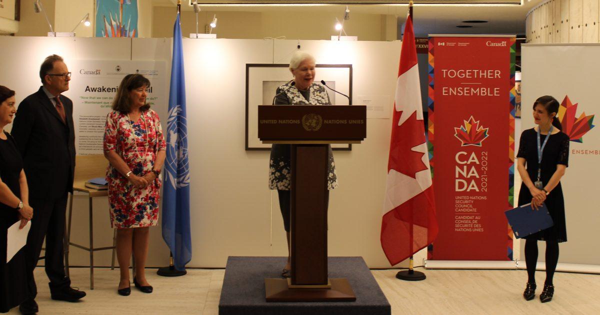 Media Release: Lieutenant Governor Unveils Art Exhibition at