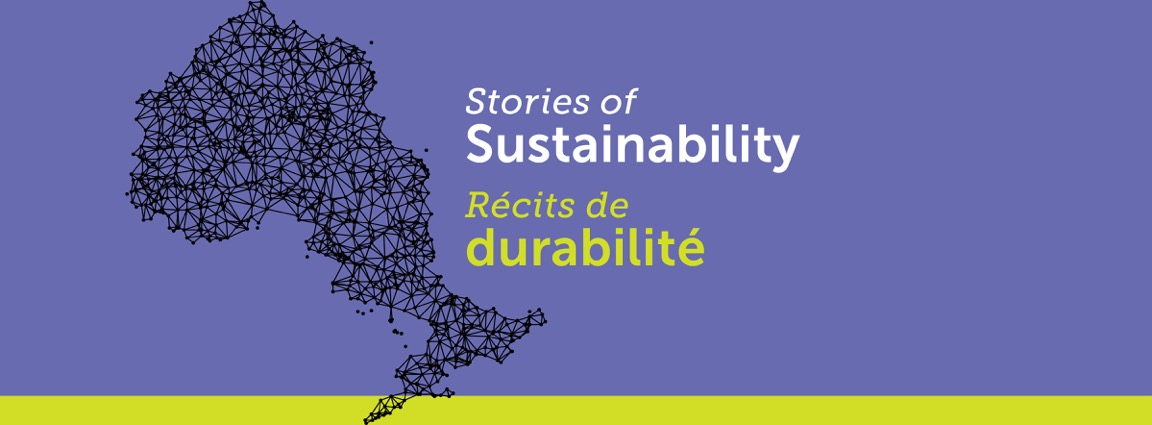 Stories of Sustainability Cover Page